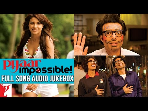 Pyaar Impossible Full Song Audio Jukebox | Salim | Sulaiman | Uday Chopra | Priyanka Chopra