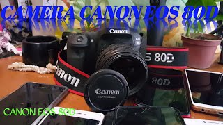 review camera CANON EOS 80D