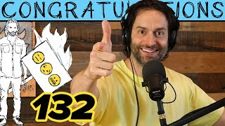 Stanley Lettuce (132) | Congratulations Podcast with Chris D'Elia