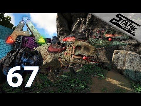ARK 67.Rész (Indominus Rex) - Stark