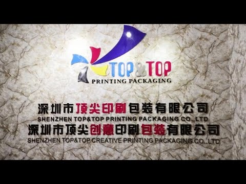 Shenzhen Top&Top Printing Packing Co.,ltd