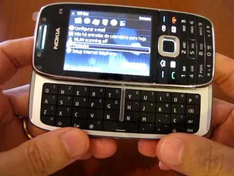 Nokia E75 - Hardware