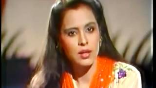 Sara Hassan in PTv Program Sur Maya 1993