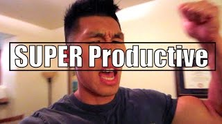 HOW TO HAVE A SUPER PRODUCTIVE DAY - Life After College: Ep. 355 thumbnail