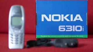 Nokia 6310i unboxing