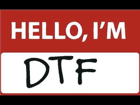 My Parents Trying to Figure out What DTF Means