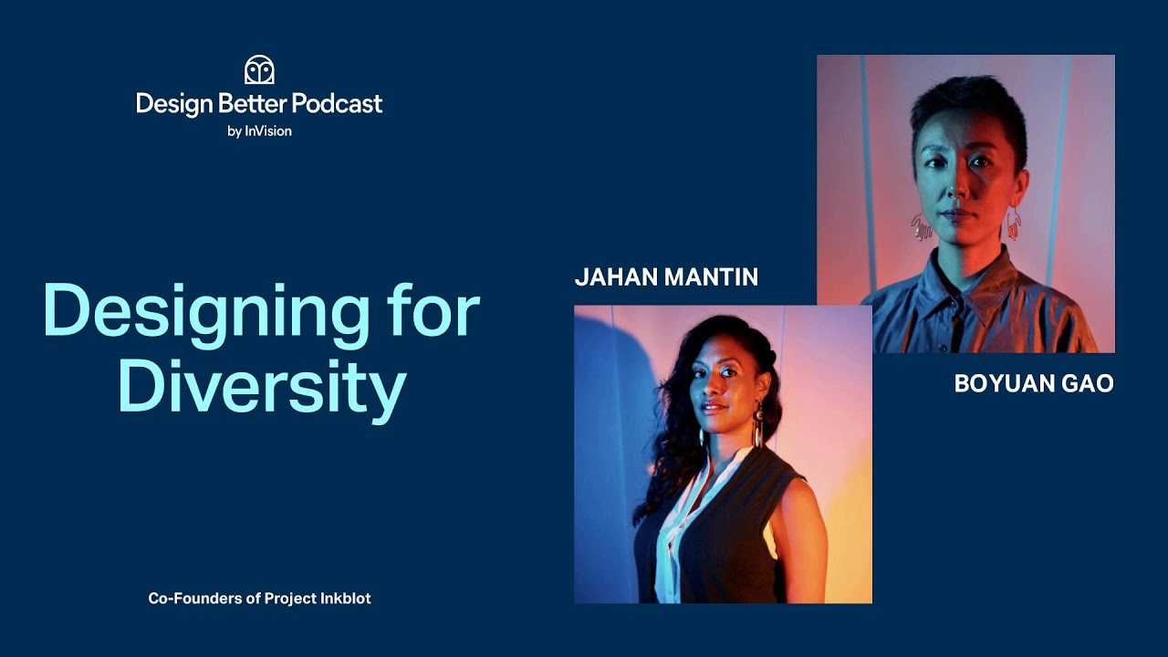 Designing for Diversity: Project Inkblot's Jahan Mantin and Boyuan Gao