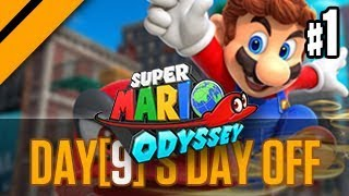 Day[9]'s Day Off - Mario Odyssey P1