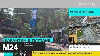 Актуальные новости мира за 10 апреля: Таиланд объявляет карантин в Паттайе - Москва 24