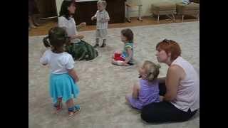 Пластическое интонирование в группах раннего музыкального воспитания