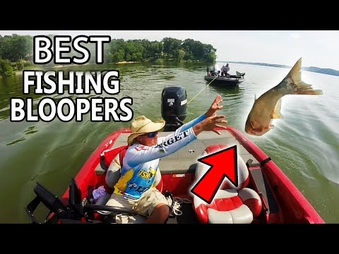 Best Fishing Bloopers - HILARIOUS!