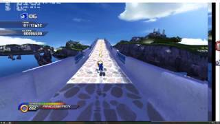 Xenia (Xbox 360 Emulator) - Sonic Unleashed