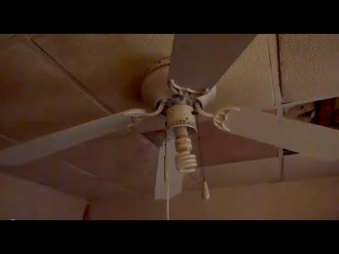 Hampton bay littleton ceiling fan youtube hampton bay littleton ceiling fan aloadofball Gallery