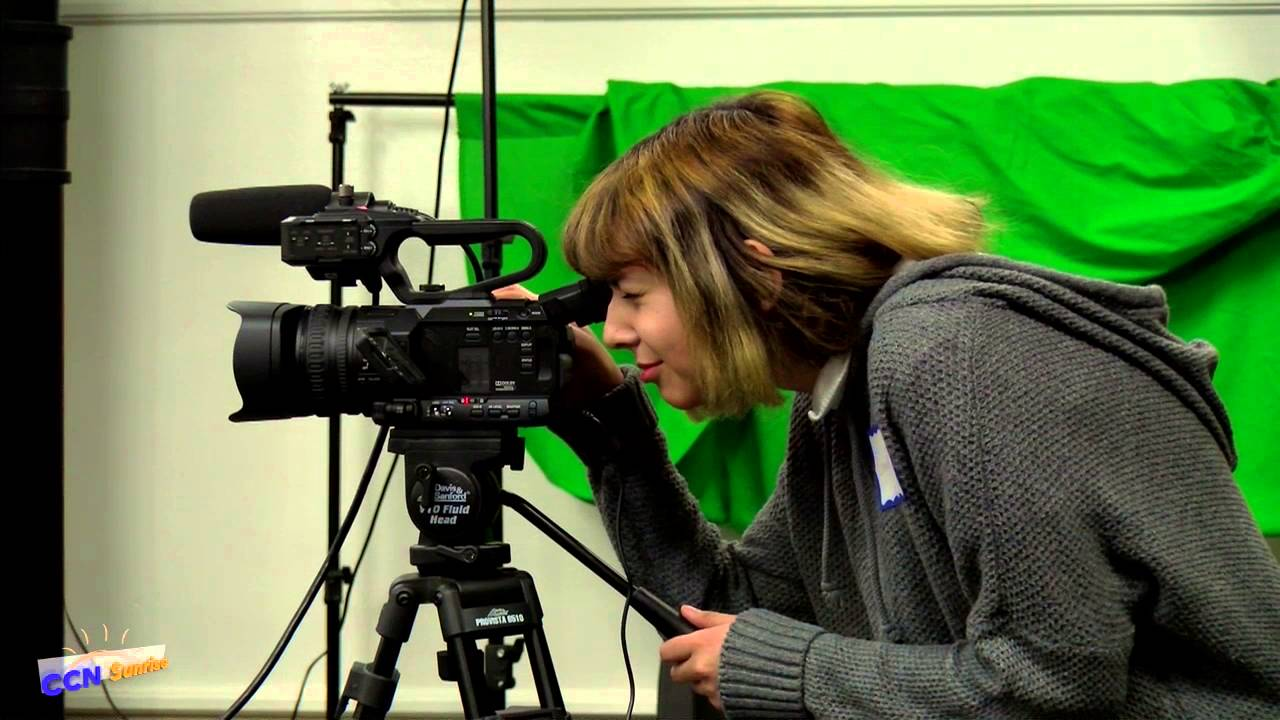 CCN Sunrise Interview:  Michael Cote, ESGVROP Video Production Instructor
