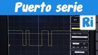 Como funciona el Puerto Serie