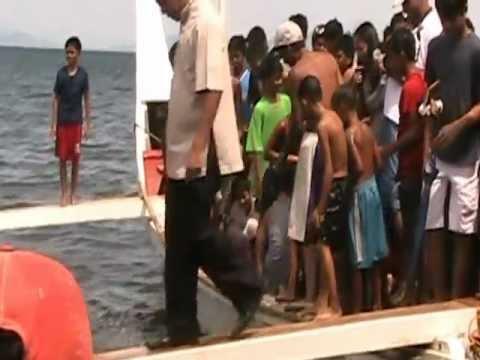barangay 8..balayan,batangas..F/B mundaca boat blessing 5may12..