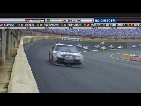 Hd Nascar 2009 Charlotte Coca Cola 600 Crank It Up Lap 190