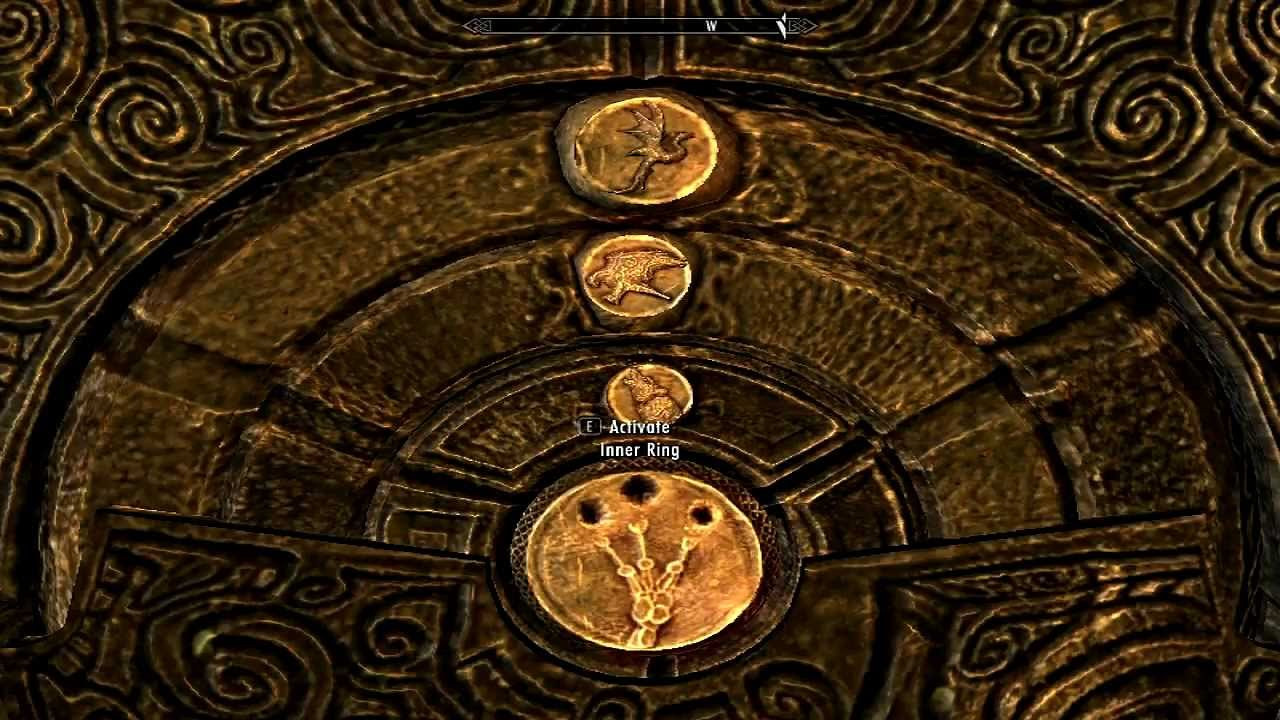The Elder Scrolls V  Skyrim - Forbidden Legend quest - Reforge the Gauldur Amulet - Reachwater Rock - YouTube : folgunthur door - pezcame.com