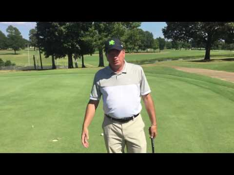 NEMCC Golf Coach Mark Hatfield shares golfing tips and lessons