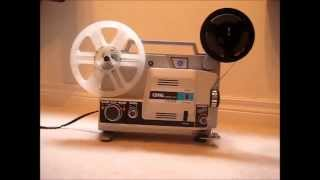Copal Sekonic CP77 Dual 8mm Movie Projector