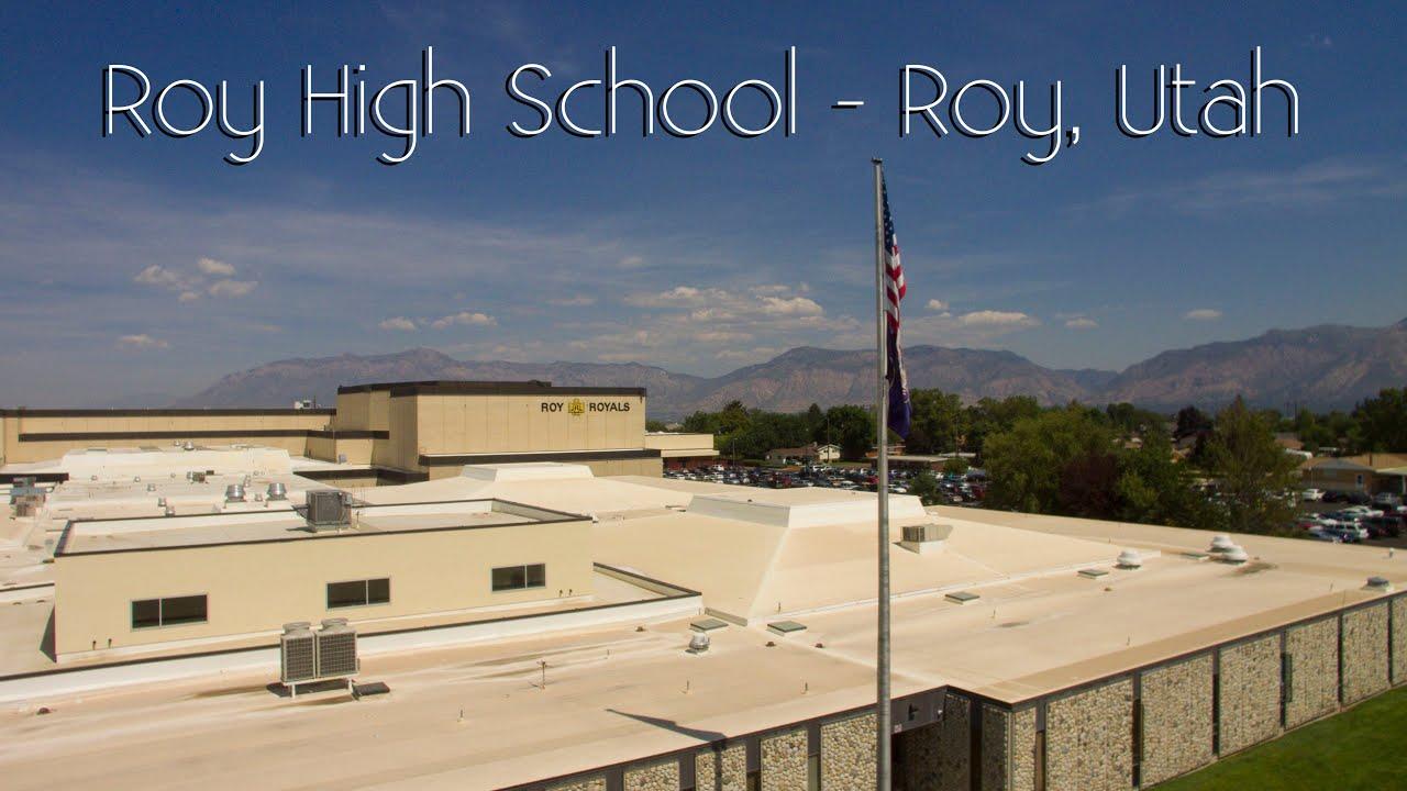 Roy High School Roy Utah Youtube