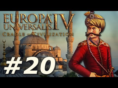 Europa Universalis IV: Cradle of Civilization | Aq Qoyunlu - Part 20