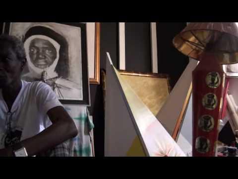 Moussa Sambalaye DIOP, l'artiste (2)