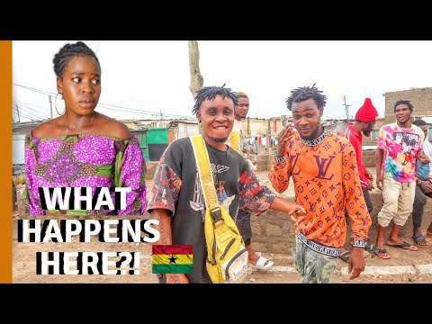 YOU WONT BELIEVE THIS IS ACCRA GHANA | REAL LIFE OF LOCAL GHANAIANS LIVING IN GHANA
