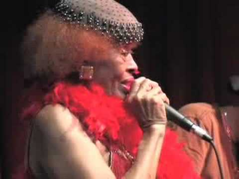 "Miss Lavelle White sings ""Into the Mystic"""