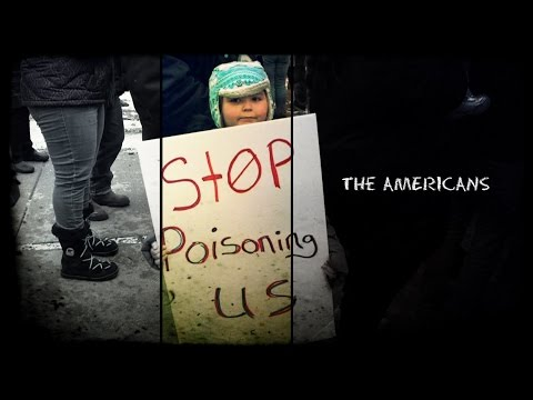 Flint Water Crisis:  Let Them Eat Cake