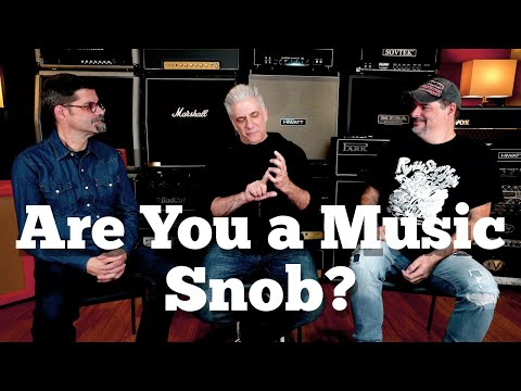 Are You a Music Snob? Find Out Here!