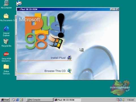 Installing Windows 98 In VMware Without Serial Key 2 Of 2.