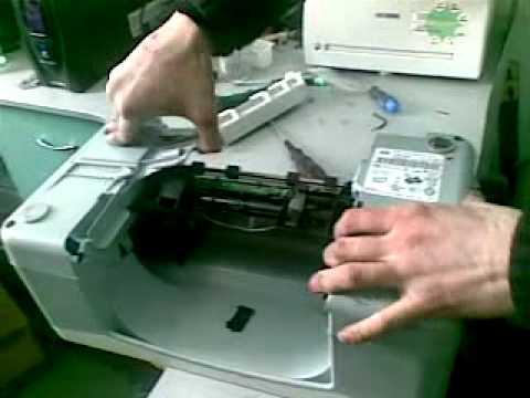 разборке принтера HP.mp4