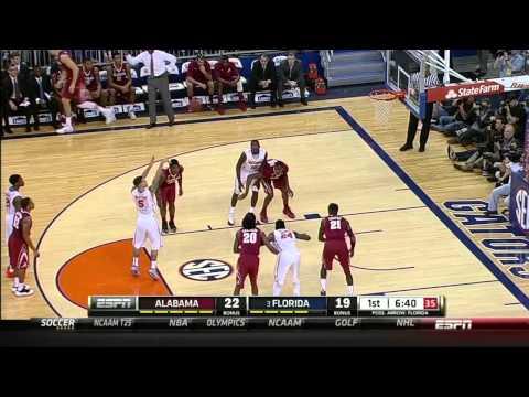 2/8/2014 Florida Gators vs Alabama Crimson Tide