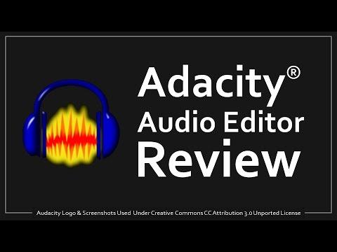 Audacity Review   Free Audio Editor