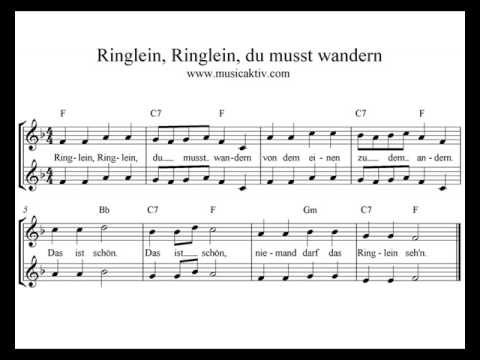 Ringlein Ringlein