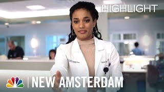 Sharpe Explains Death to Tianna - New Amsterdam (Episode Highlight)