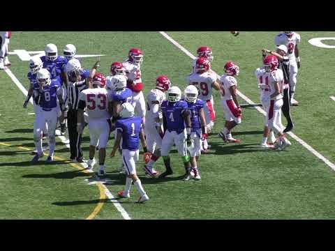 Keyport vs Donovan Catholic 2018 Shore Conference Football