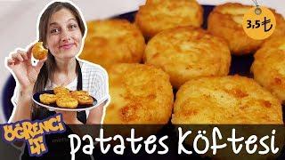 Öğrenci İşi: Patates Köftesi nasıl yapılır? | Merlin Mutfakta Yemek Tarifleri
