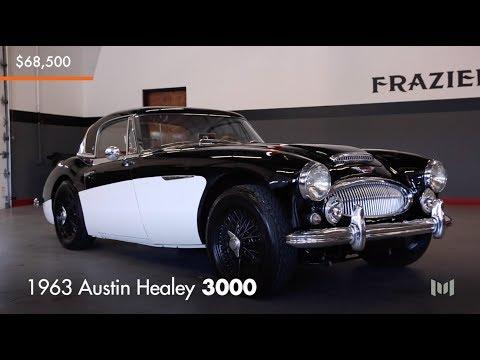 1963 Austin Healey 3000 for sale
