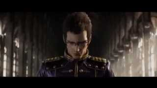 SPACE PIRATE CAPTAIN HARLOCK Official Trailer 2014 HD