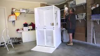 CarePort - Your portable bathroom solution - Victoria