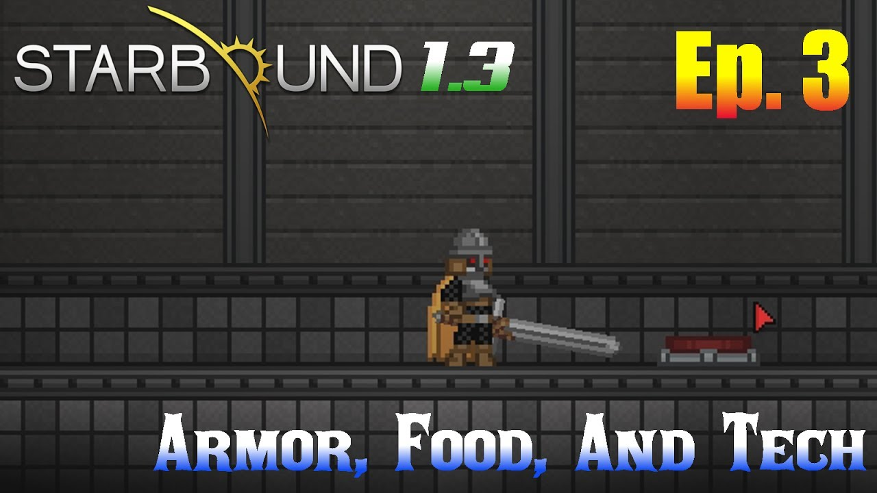 How To Make Food In Starbound