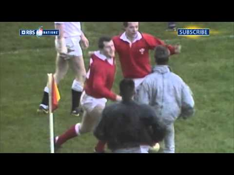 Five Nations Classics:  England v Wales, 6th February1988