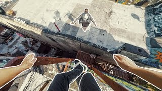 Thugs vs Daredevil - Parkour POV