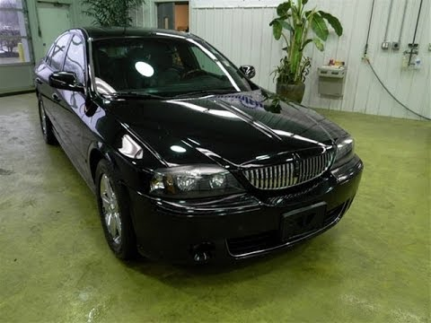 2006 lincoln ls v8 sport walk around used cars bloomington in youtube. Black Bedroom Furniture Sets. Home Design Ideas