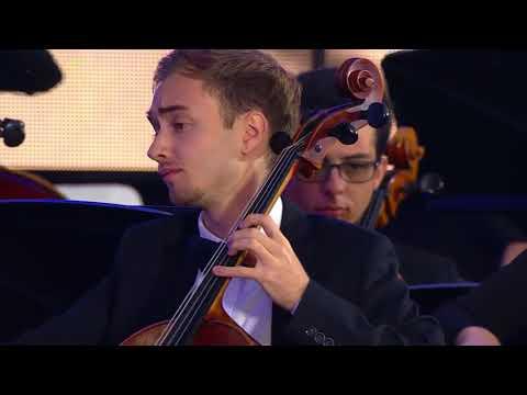 Гала-концерт молодежного симфонического оркестра