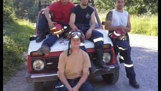 15. tekmovanje ekip gasilskih terenskih vozil - PGD Unec