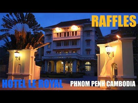 Raffles Hotel Le Royal  Phnom Penh Cambodia