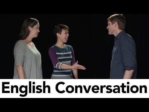 English Conversation Study Introducing Tom And Haquyen